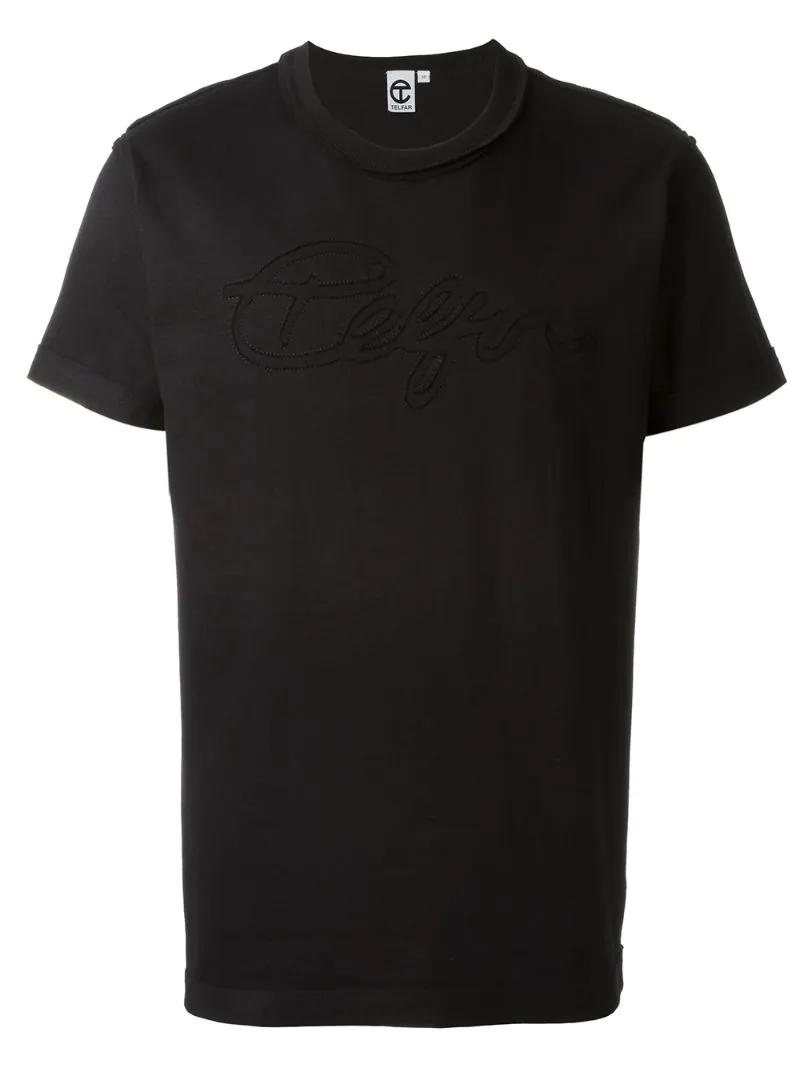 Telfar | футболка с принтом логотипа | Clouty