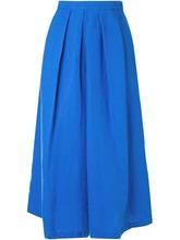 Фото укороченные широкие брюки Rachel Comey