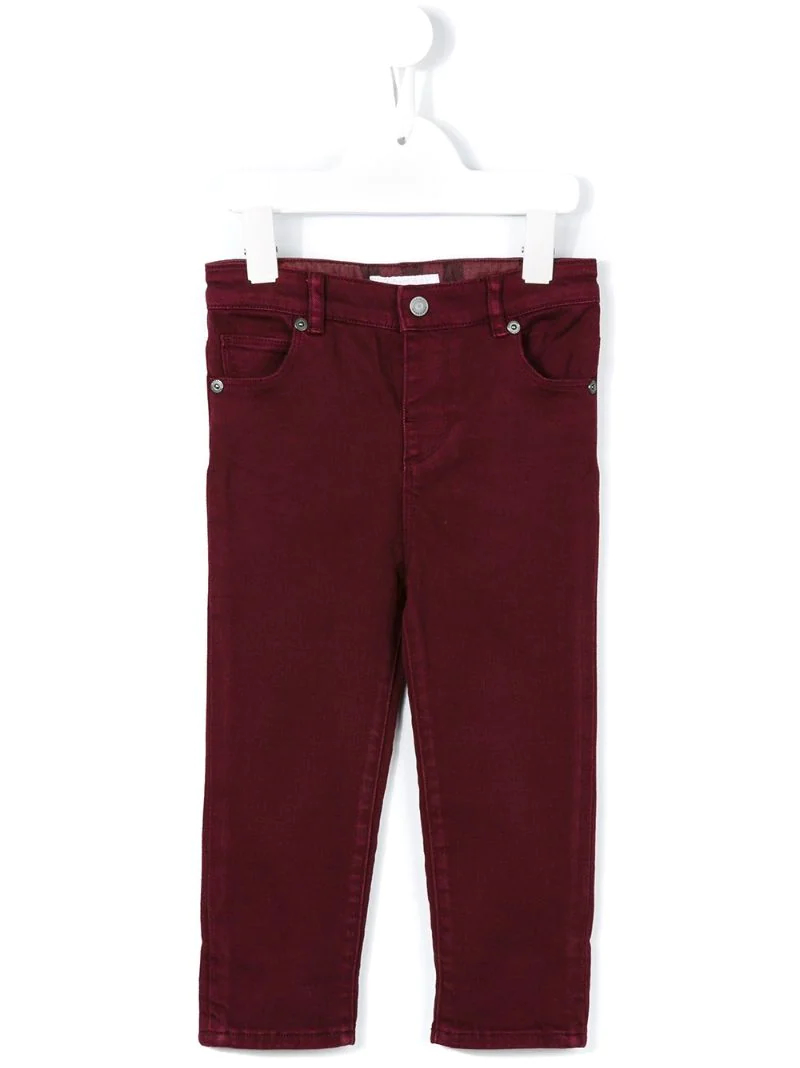Burberry Kids | джинсы прямого кроя | Clouty