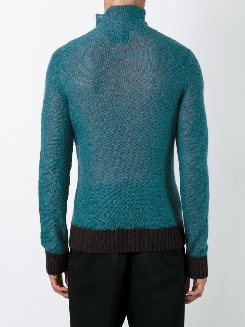 Al Duca D'Aosta | свитер с высокой горловиной | Clouty