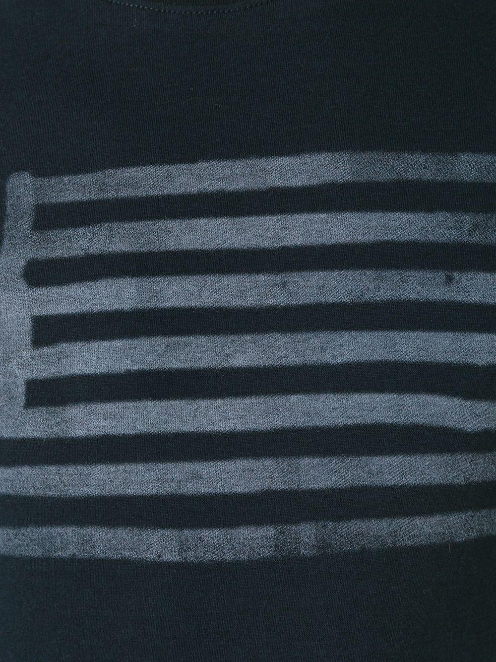 John Varvatos Collection | John Varvatos футболка с принтом | Clouty