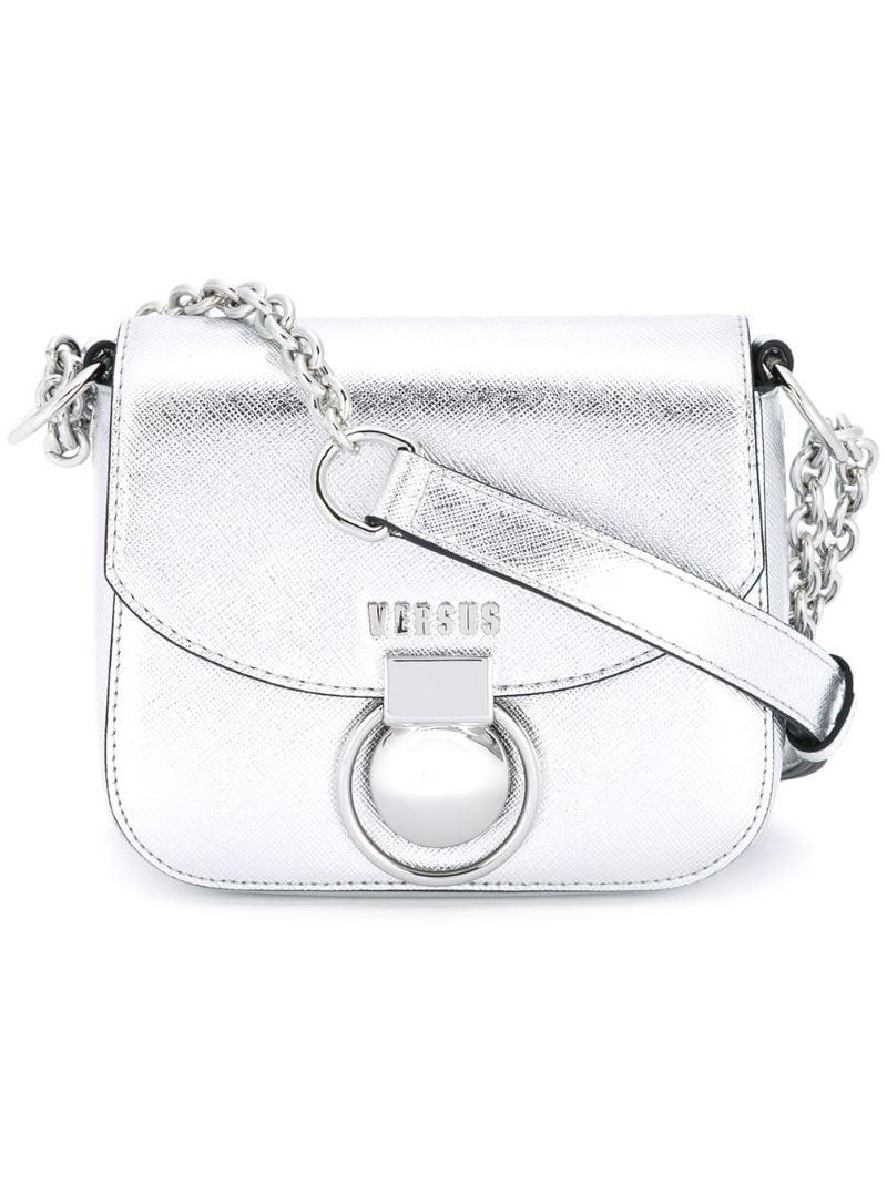 4851f5728016 Versus | Металлический сумка через плечо на цепочке Versus | Clouty ...