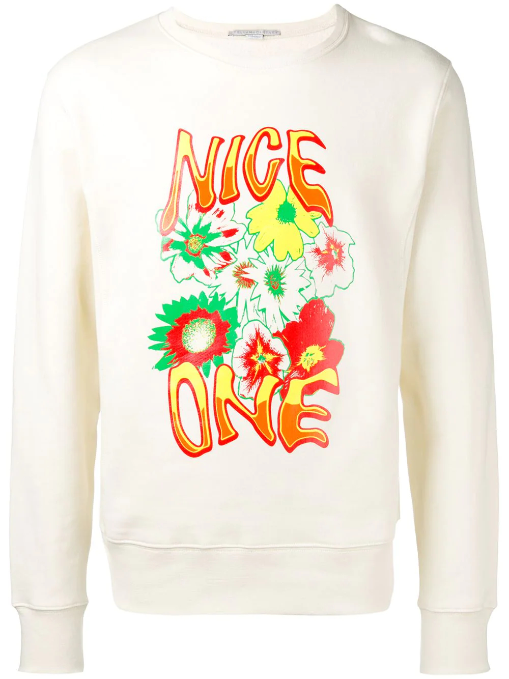 Stella McCartney | толстовка 'Nice One' | Clouty