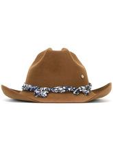 Фото шляпа 'Lucky Cowboy' Maison Michel