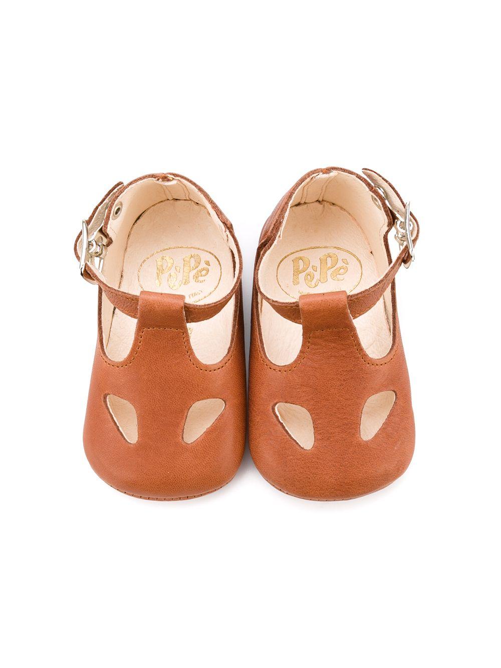 Pepe Kids | Pepe Kids туфли с Т-образным ремешком | Clouty