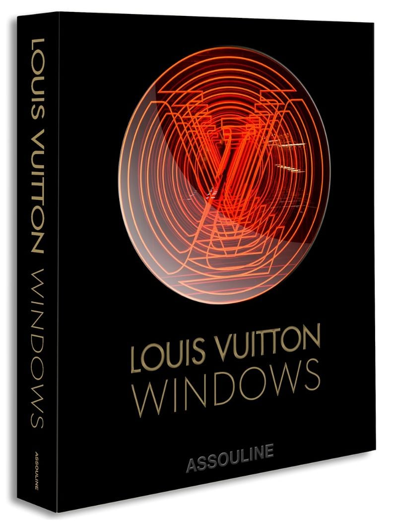 Assouline | Книга 'Louis Vuitton Windows' | Clouty