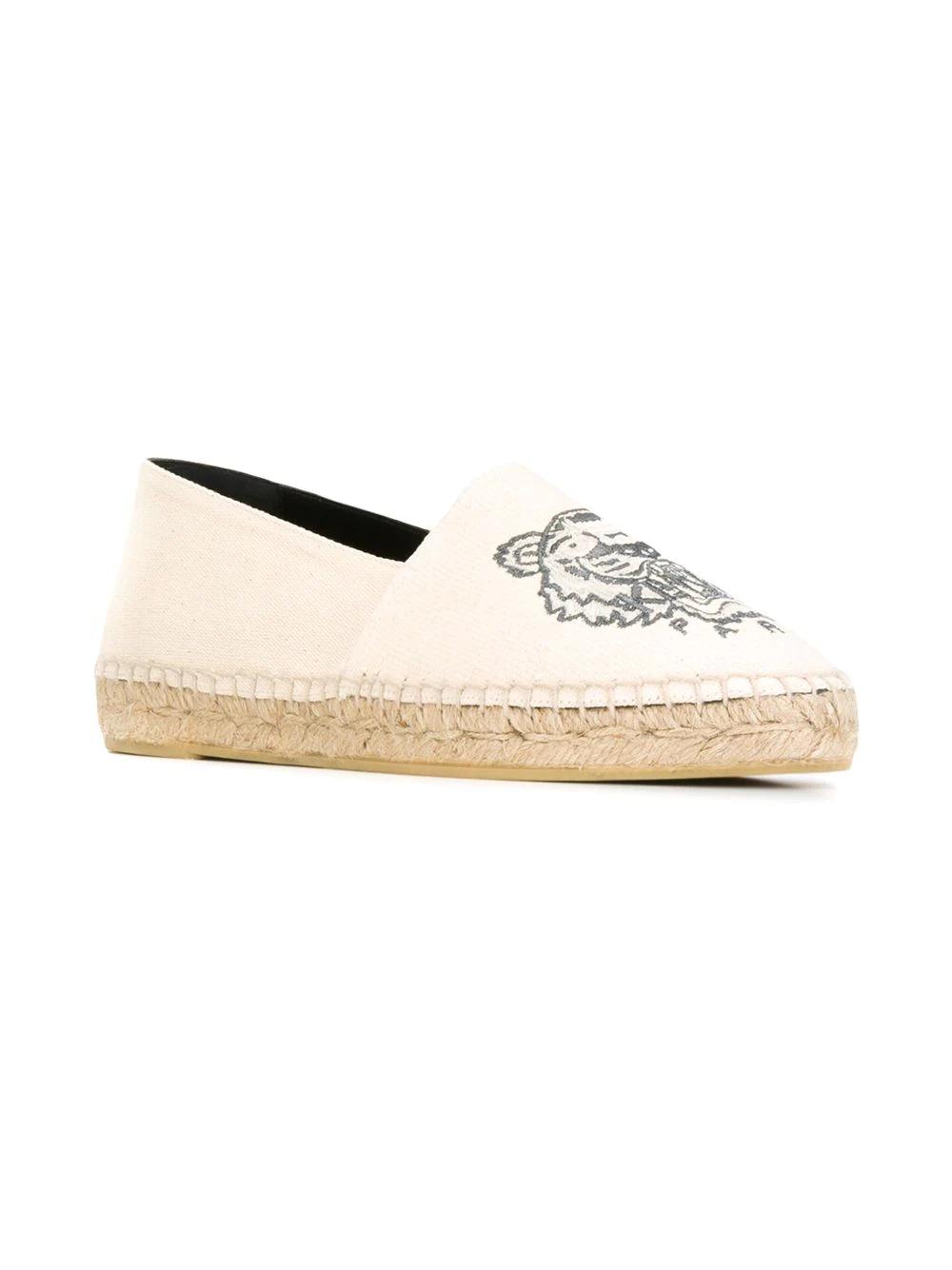 KENZO | Kenzo эспадрильи 'Tiger' | Clouty
