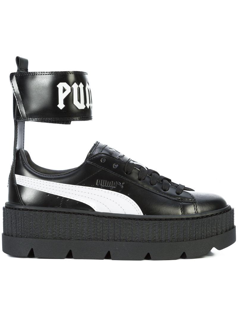 Fenty X Puma | кроссовки на платформе | Clouty
