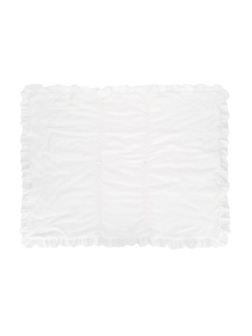 Siola | Siola одеяло с оборками | Clouty