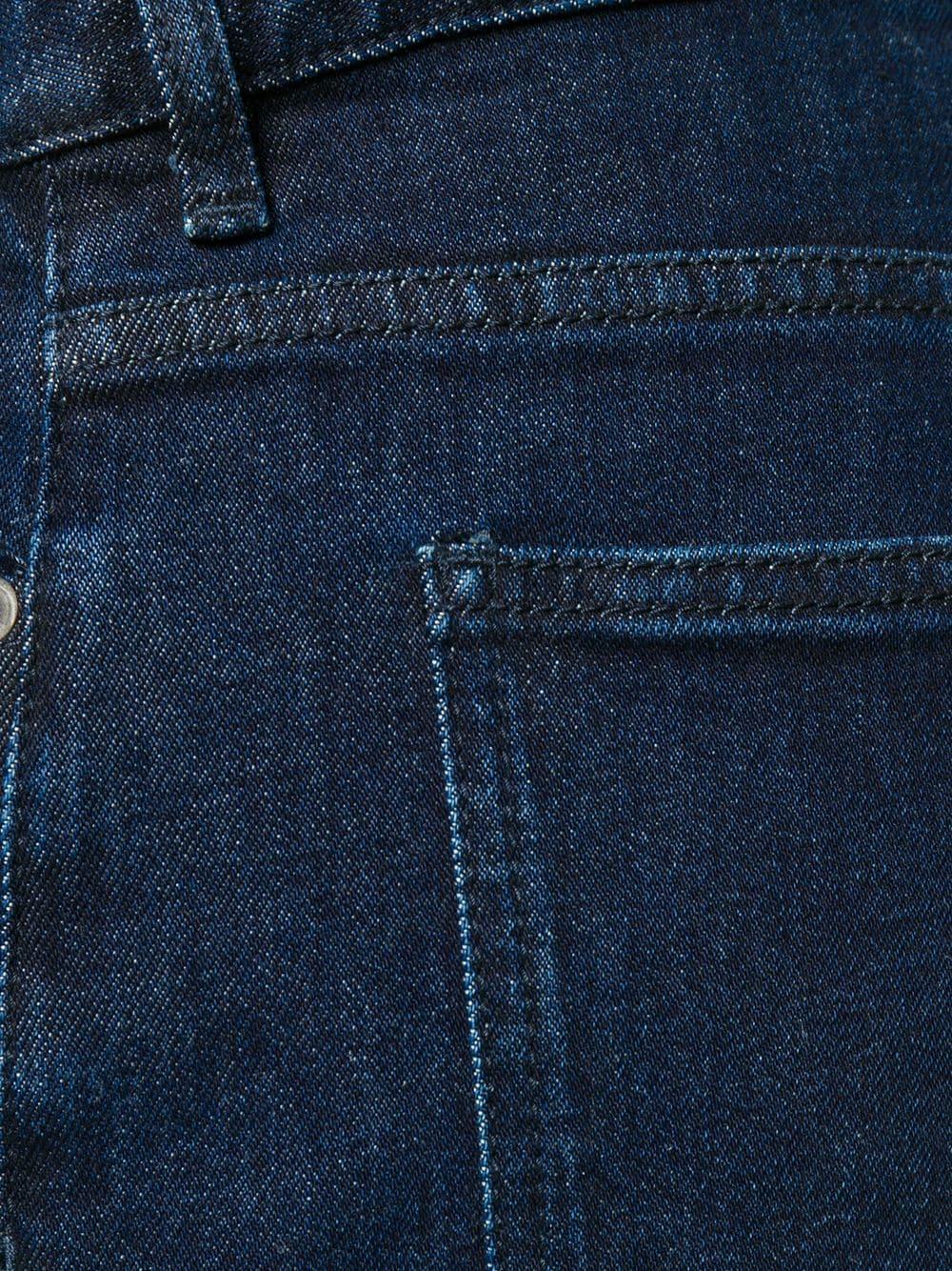 Maison Margiela   Maison Margiela классические джинсы   Clouty