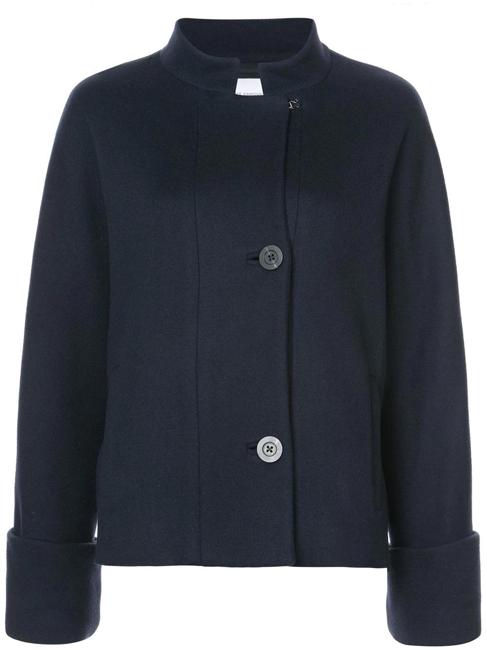 Kimora Lee Simmons   двубортное пальто   Clouty