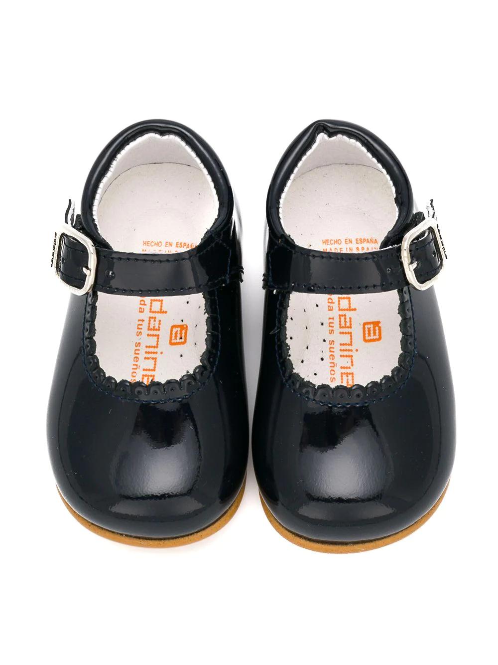 Andanines Shoes   Andanines Shoes балетки с зазубренными краями   Clouty