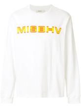 Фото толстовка с принтом-логотипом Misbhv