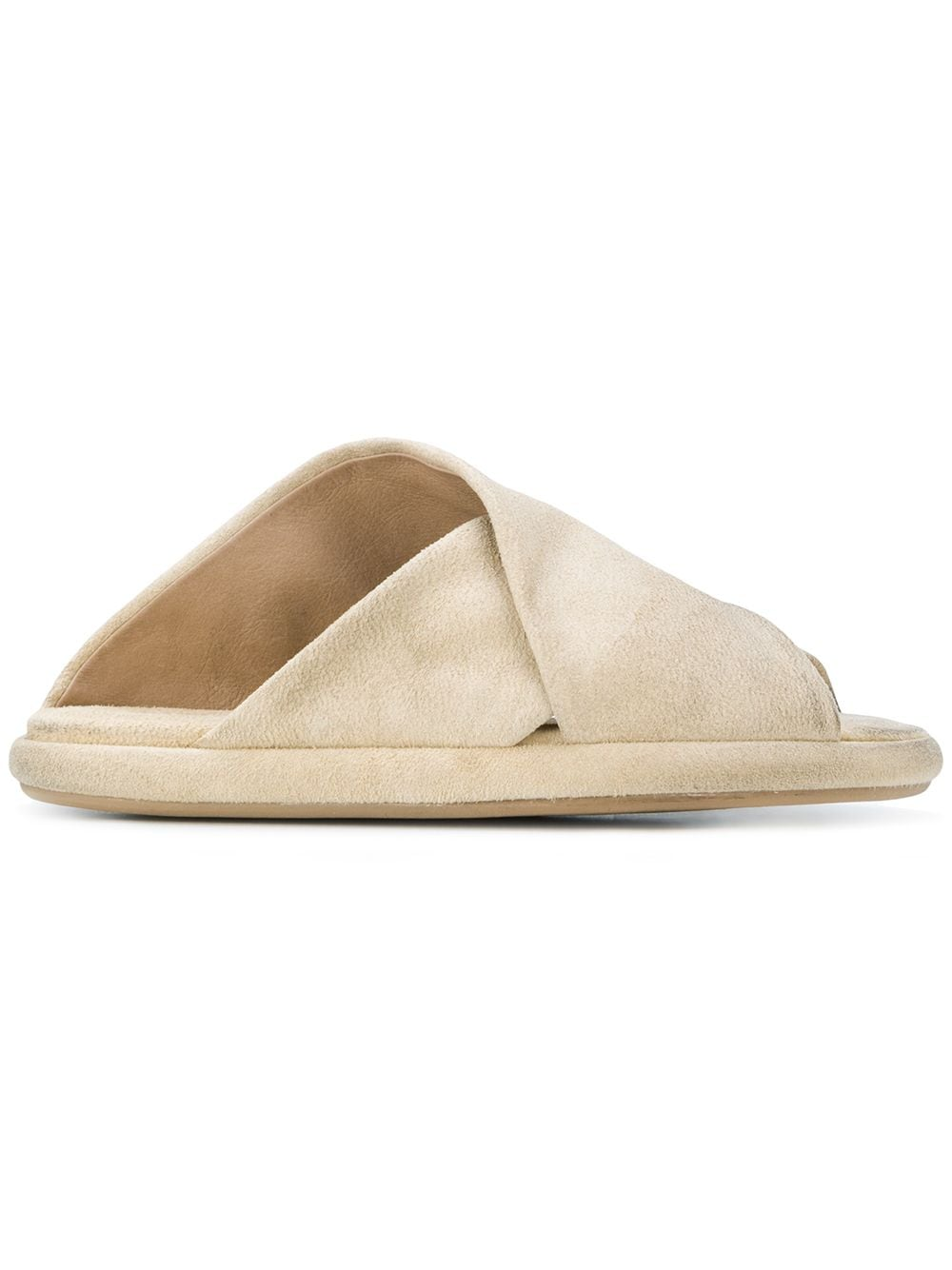 Marsèll | сандалии с перекрещивающимися ремешками | Clouty