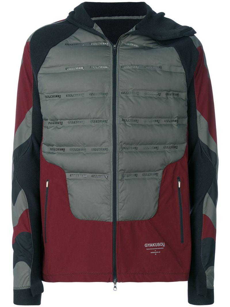 d451f9d7 Куртка 'Gyakusou' Nike CL000019171109, цвет: мультиколор - цена ...