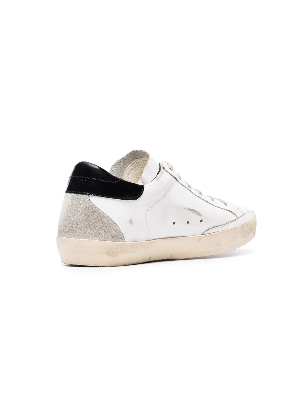 Golden Goose Deluxe Brand | кроссовки 'Distressed White Superstar' | Clouty