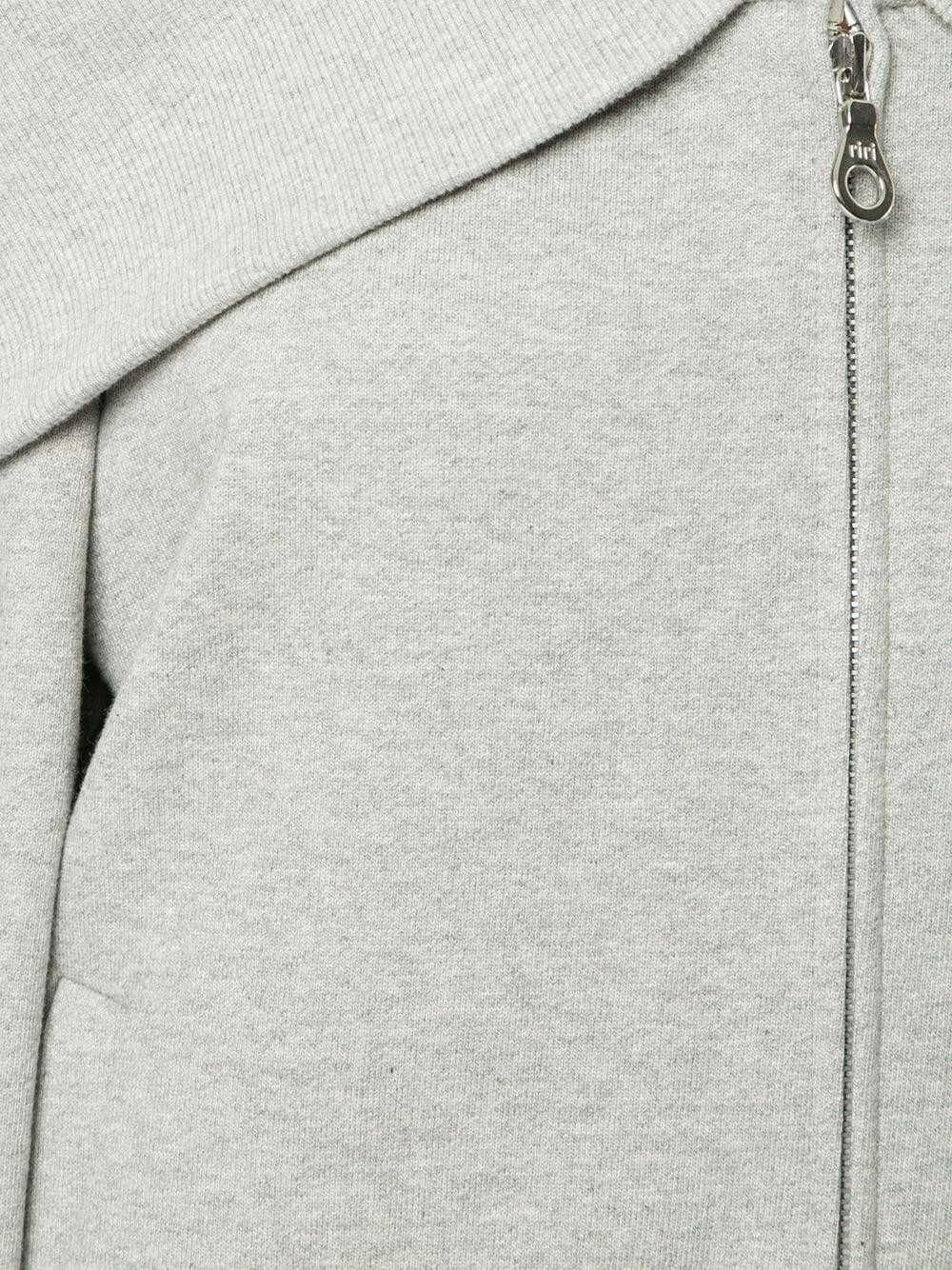 Goen.J | Goen.J жакет с открытыми плечами с многослойным эффектом | Clouty