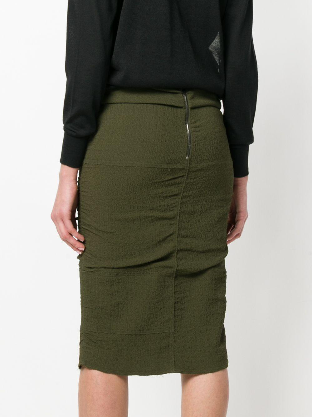 Tom Ford | юбка-карандаш с панельным дизайном | Clouty