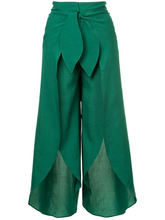 Фото брюки с разрезами Kimhekim