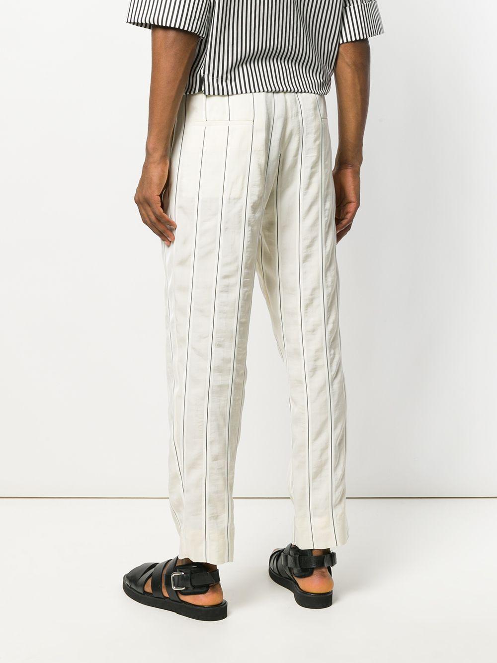 Haider Ackermann | спортивные брюки в полоску | Clouty