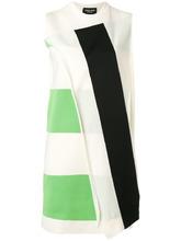 асимметричное платье с полоской Calvin Klein 205W39nyc