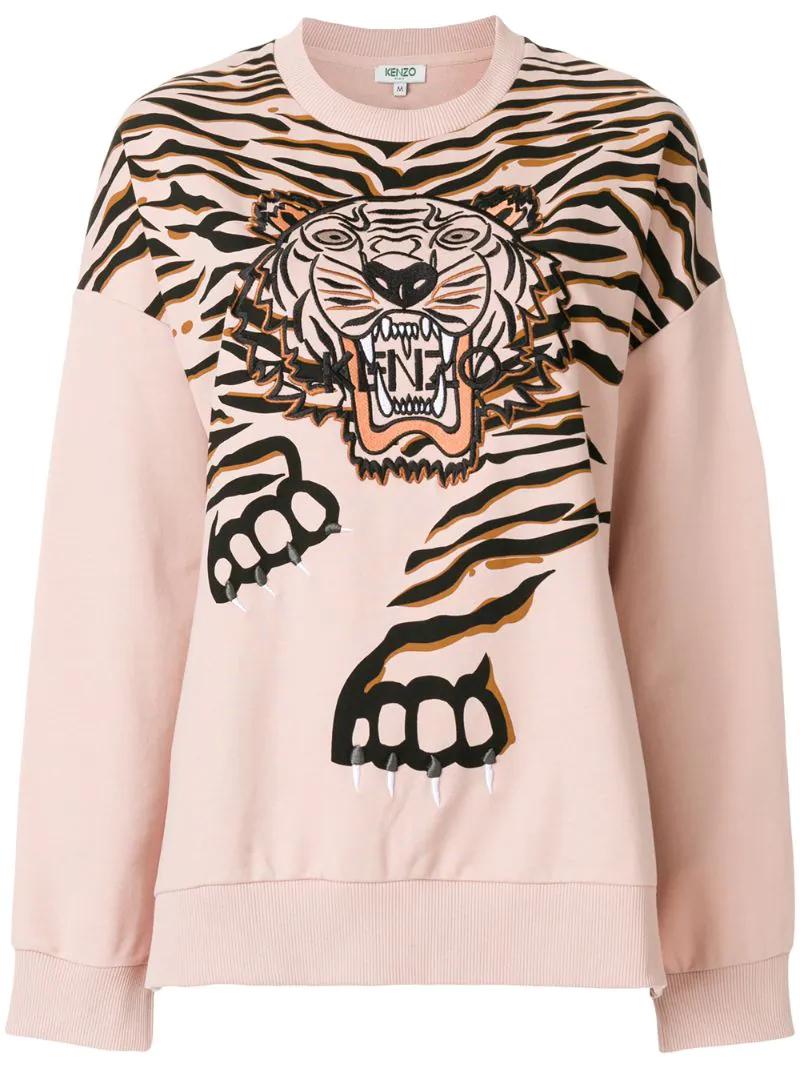 Кофты с тигром картинки