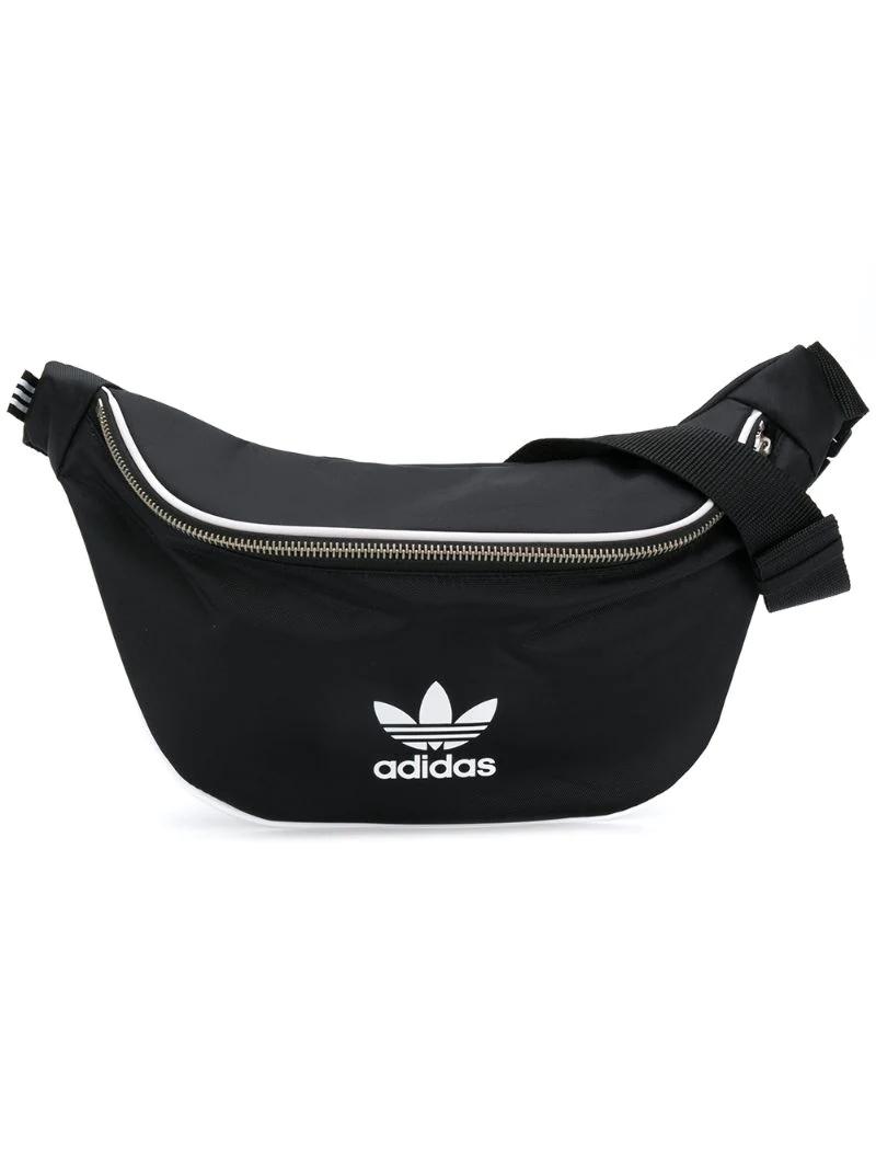 3d090176921f Поясная сумка Adidas CL000019585652, цвет: чёрный - цена 2224 руб ...