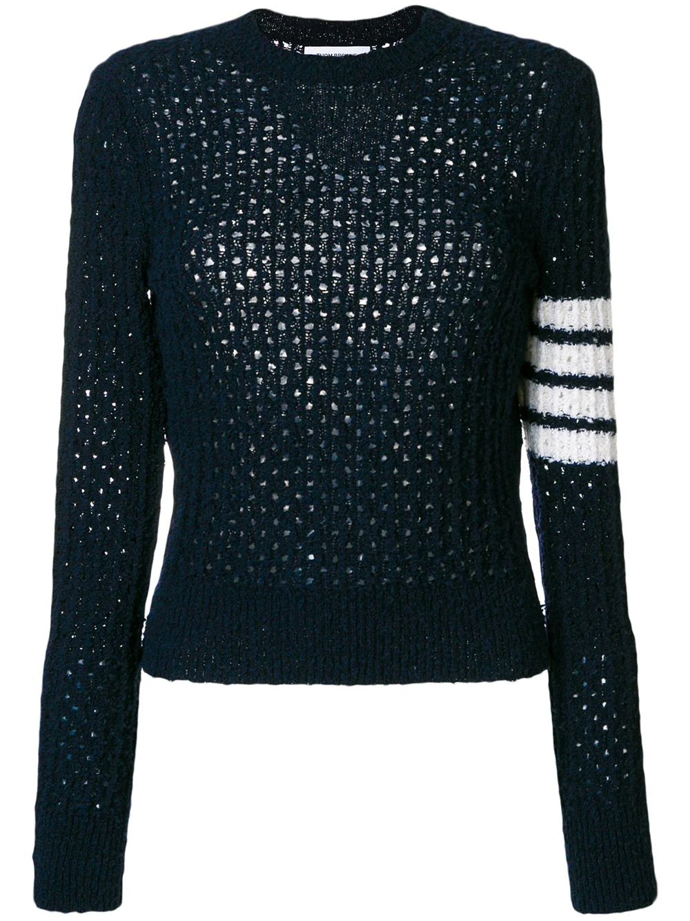 Thom Browne | пуловер с круглым вырезом | Clouty
