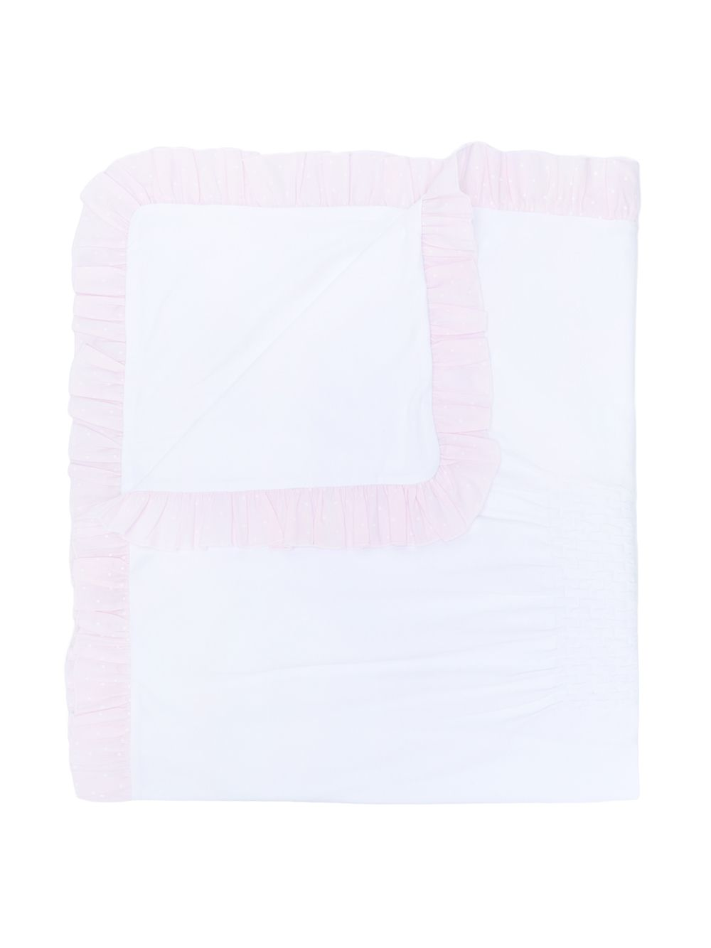 Siola   одеяло с оборками   Clouty