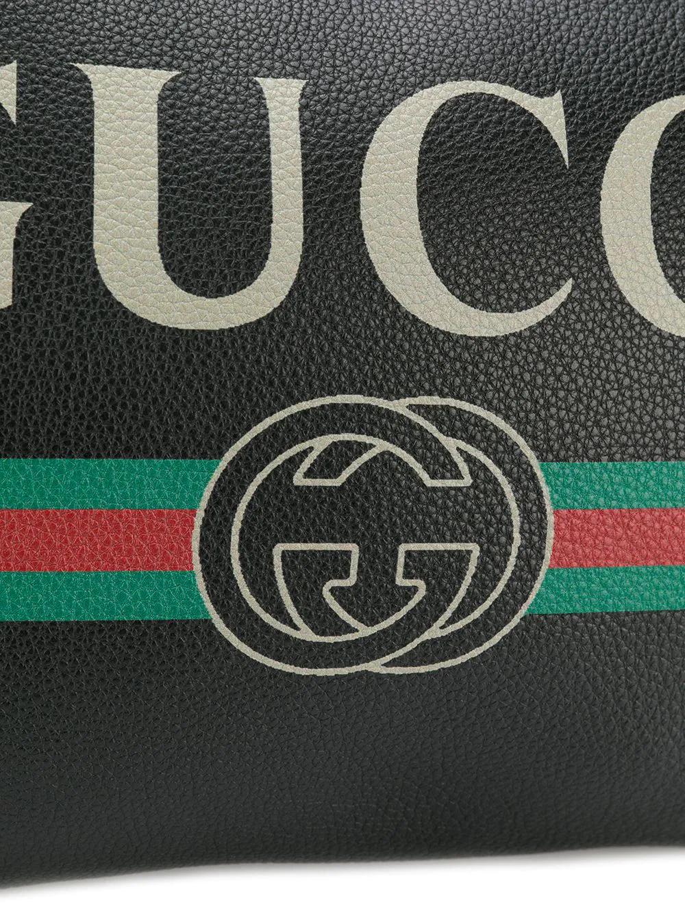 GUCCI | клатч с логотипом | Clouty