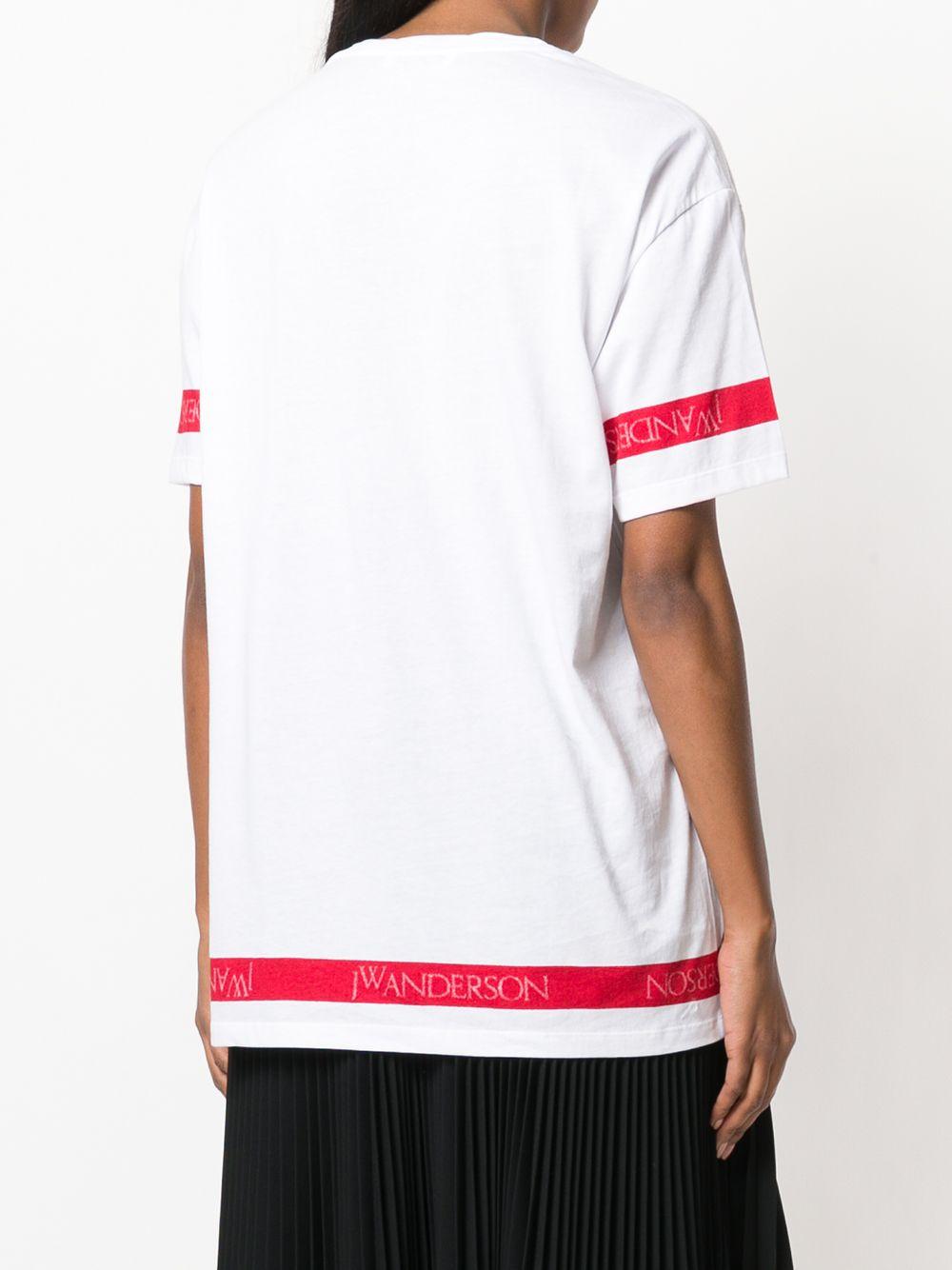 J.W. Anderson | футболка с принтом | Clouty