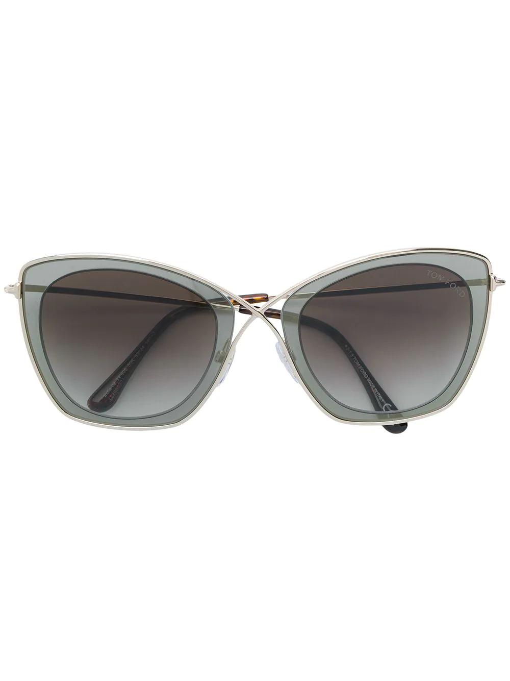 "Tom Ford | солнцезащитные очки в оправе ""кошачий глаз | Clouty"