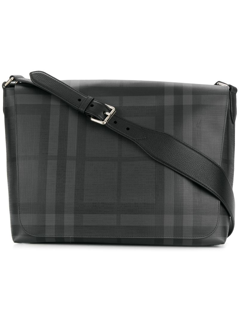 BURBERRY | checked crossbody bag | Clouty