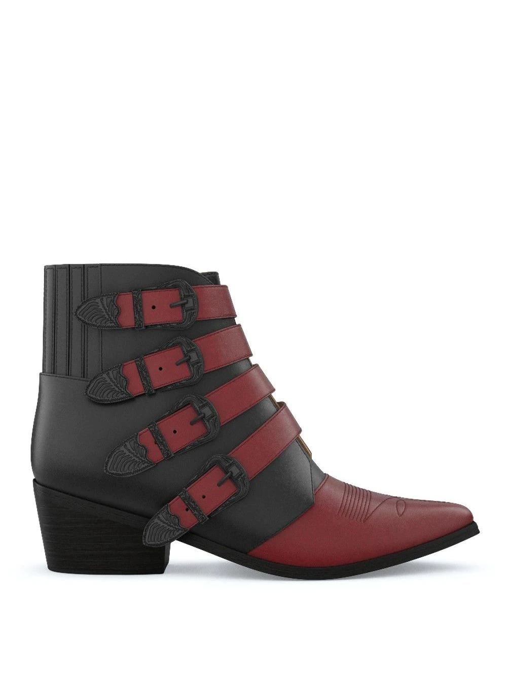 Toga Pulla   кастомизируемые ботинки AJ006   Clouty
