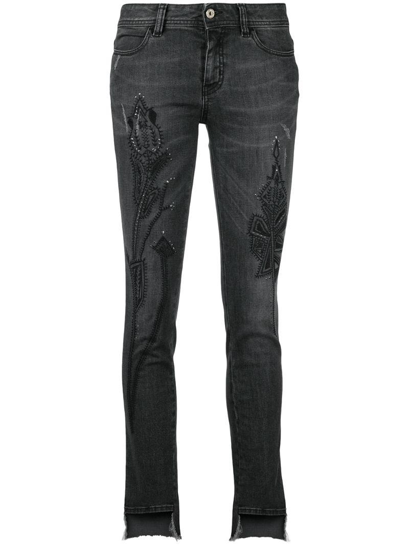 JUST CAVALLI | джинсы скинни | Clouty