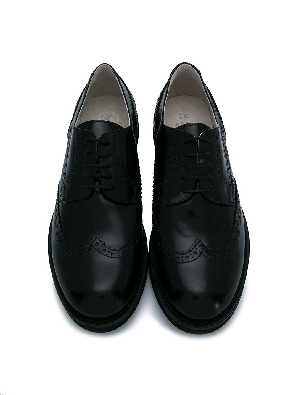 Montelpare Tradition   ботинки-дерби на шнуровке   Clouty