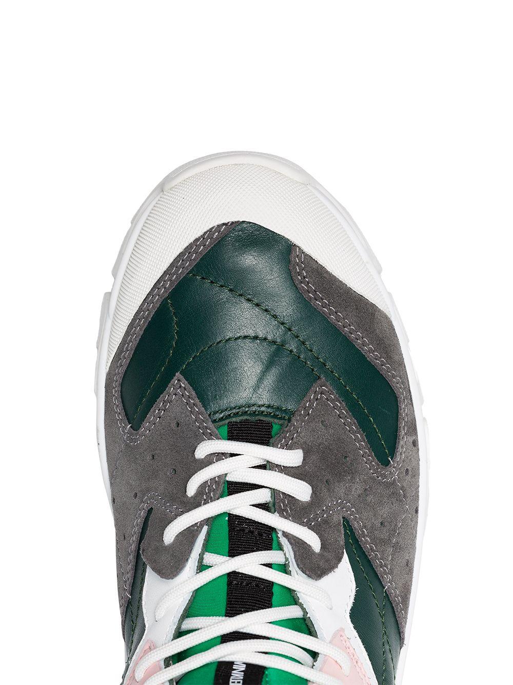Calvin Klein | кроссовки на шнуровке | Clouty