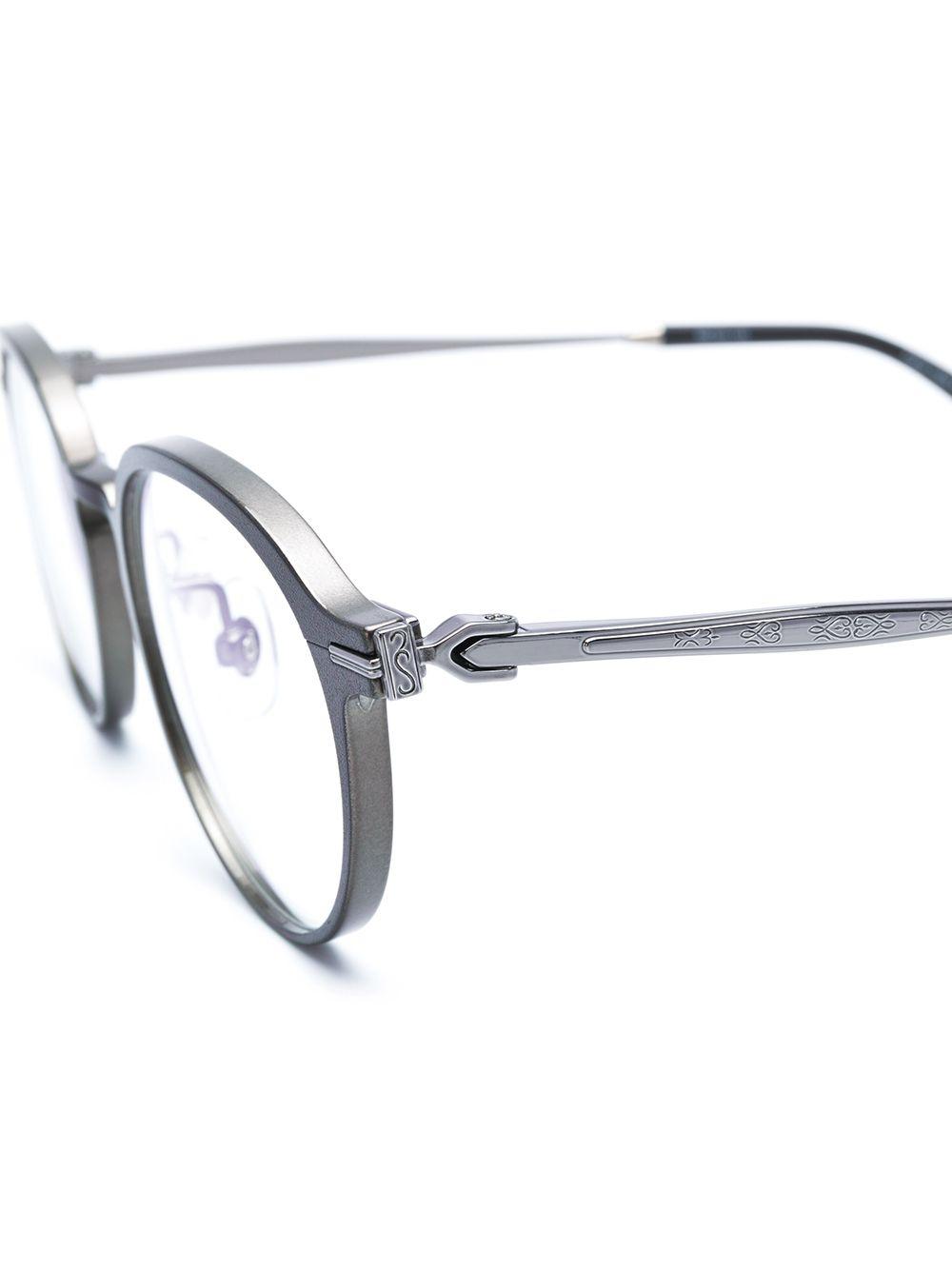 Matsuda   очки в круглой оправе   Clouty