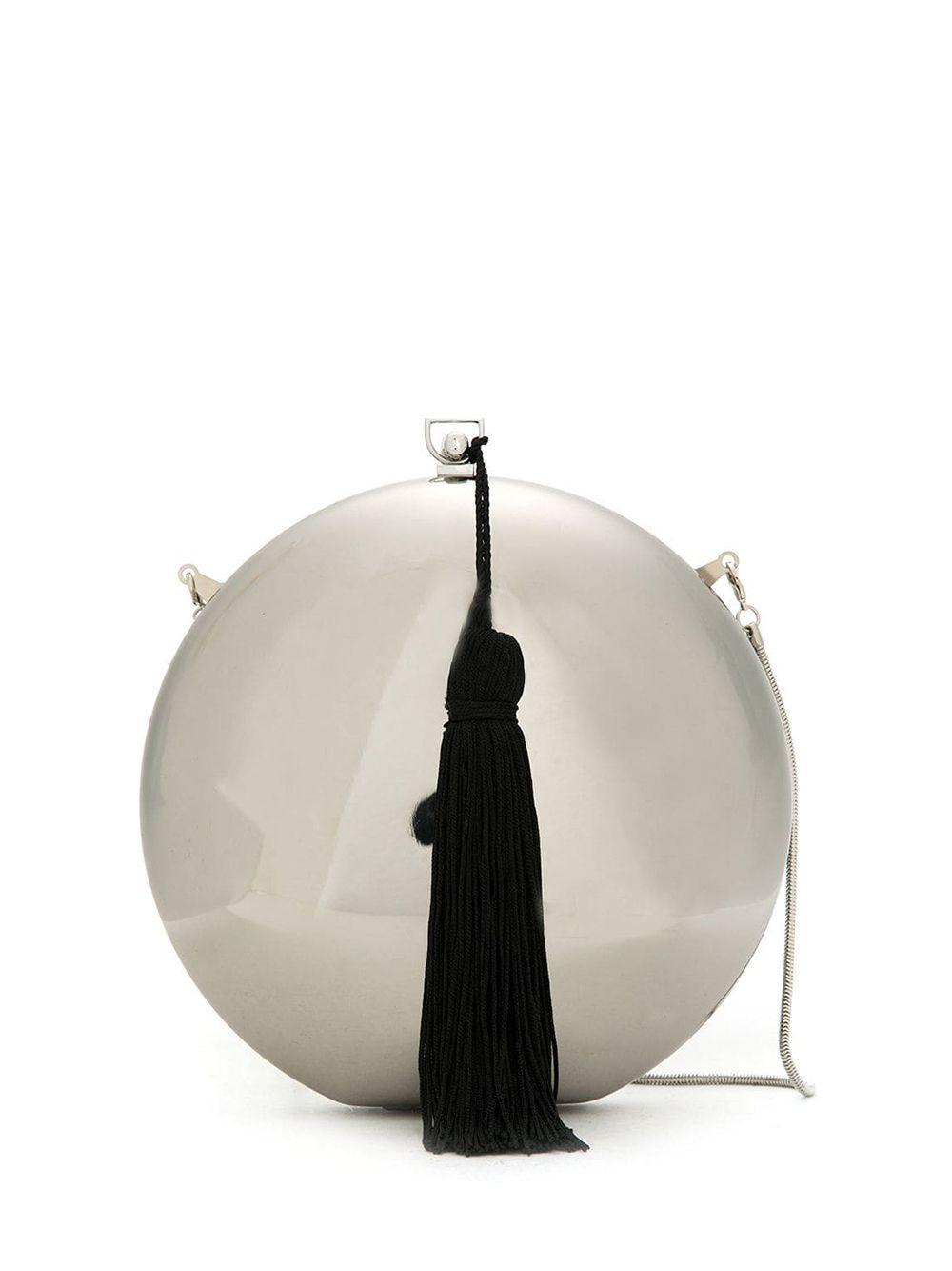 Isla | Isla tassel detailing clutch bag | Clouty