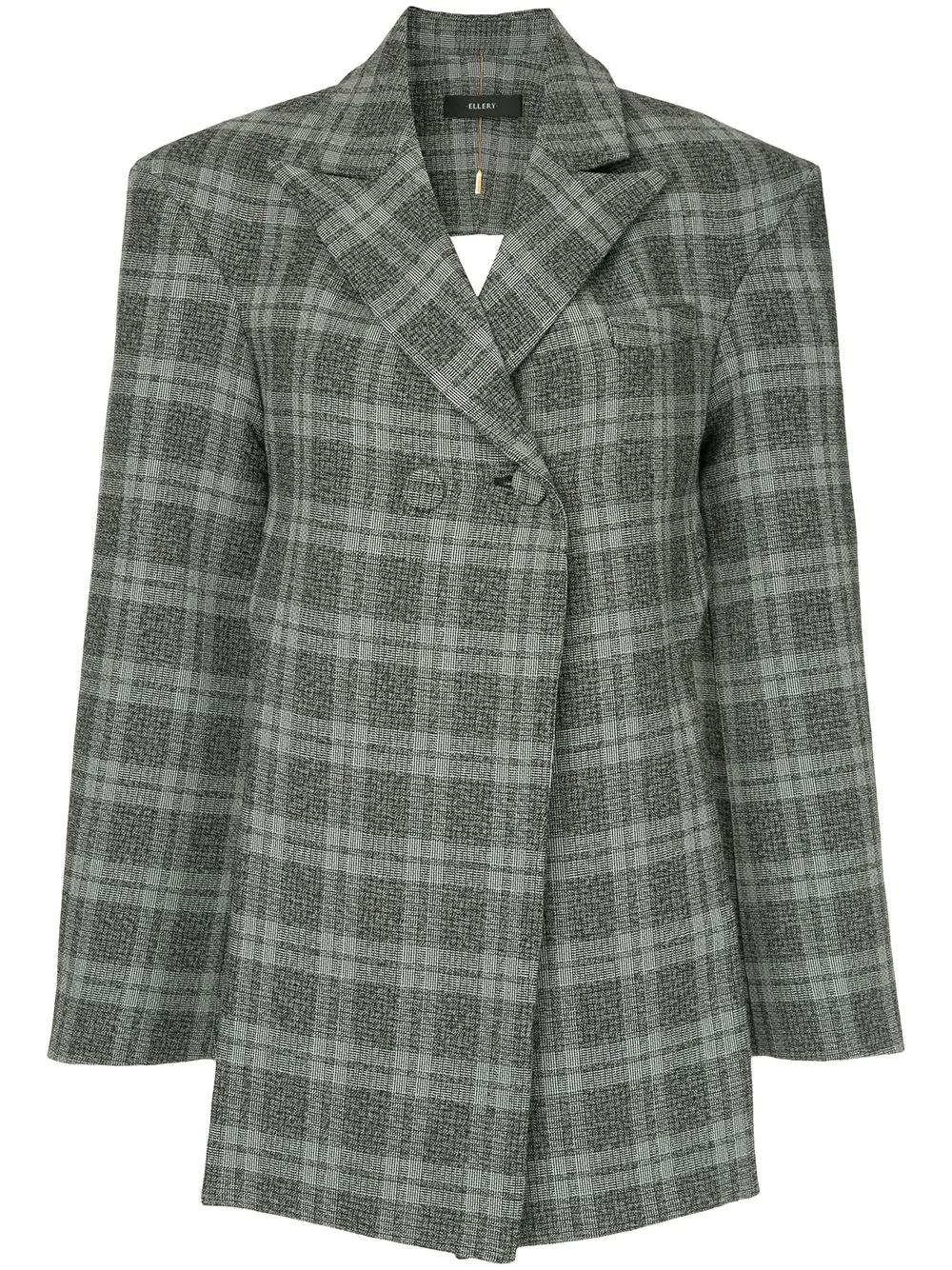 Ellery | Incognito Backless Blazer | Clouty