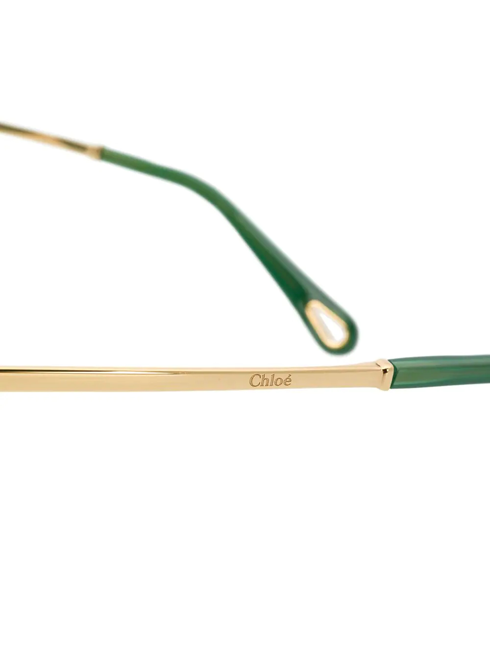 Chloé | солнцезащитные очки-авиаторы | Clouty