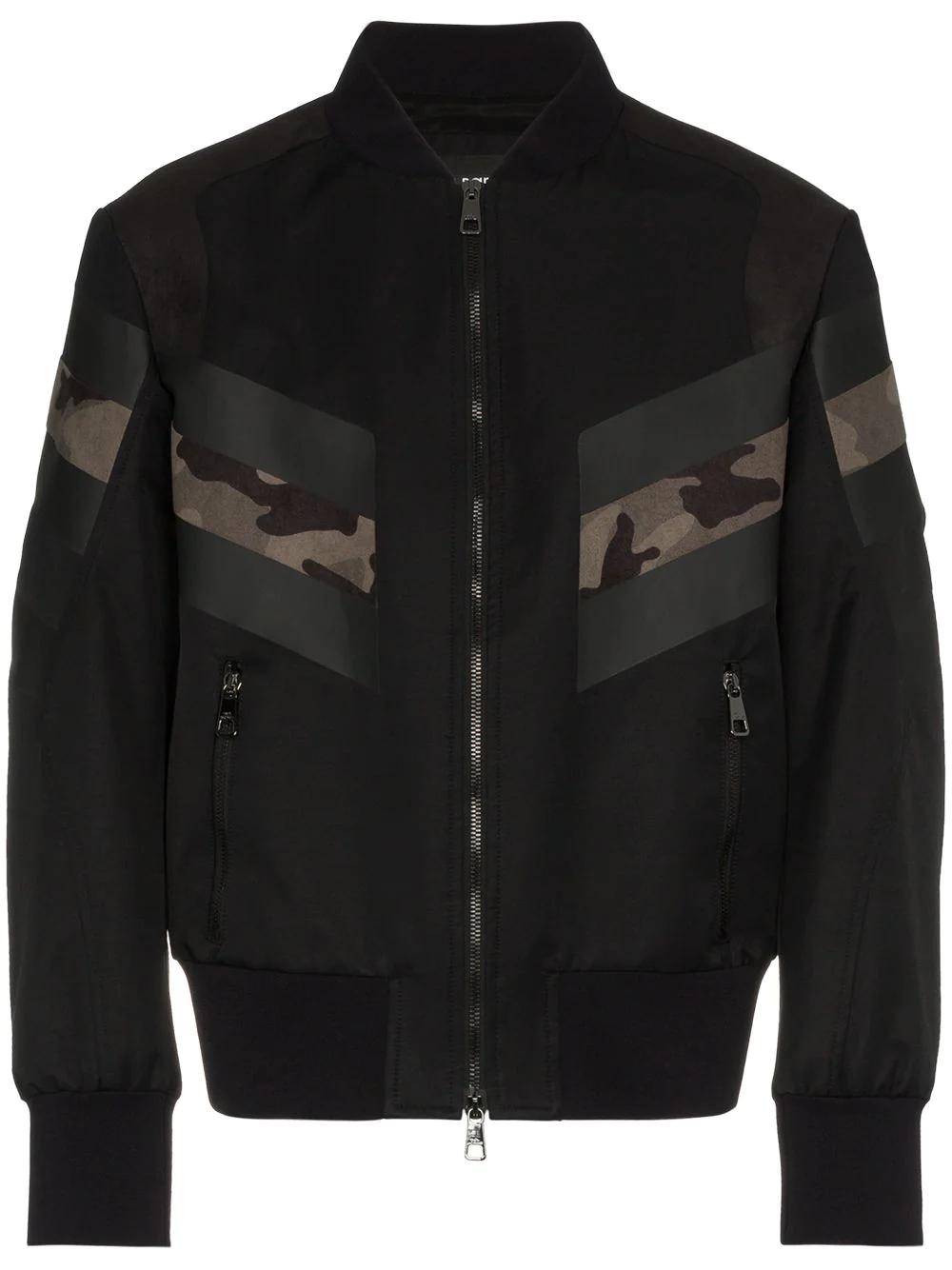 Neil Barrett | панельная куртка-бомбер | Clouty