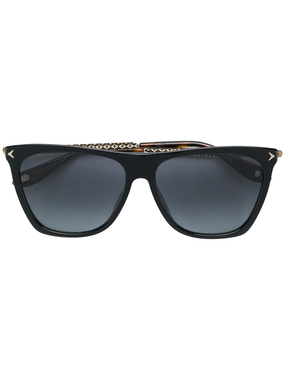 GIVENCHY | солнцезащитные очки в квадратной оправе | Clouty