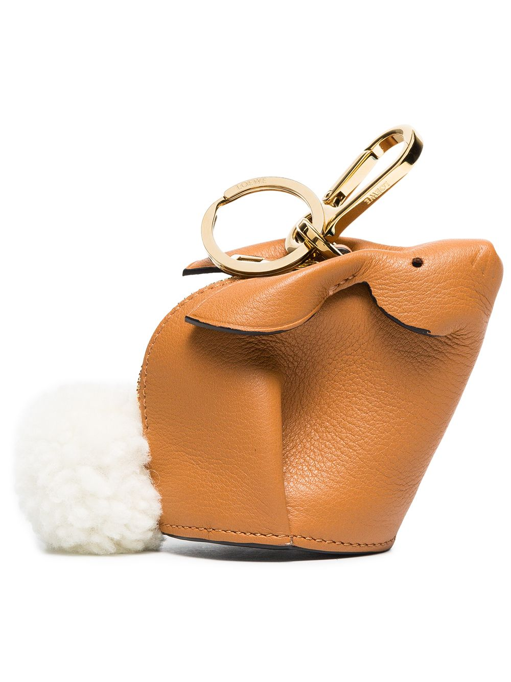 Loewe | LOEWE сумка-брелок в форме зайца | Clouty