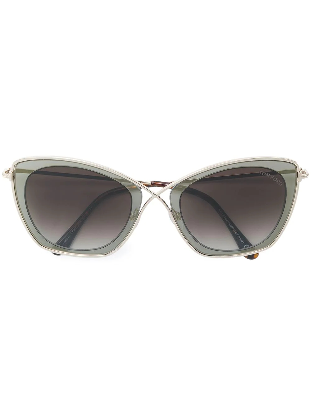 Tom Ford | солнцезащитные очки формы 'кошачий глаз' | Clouty