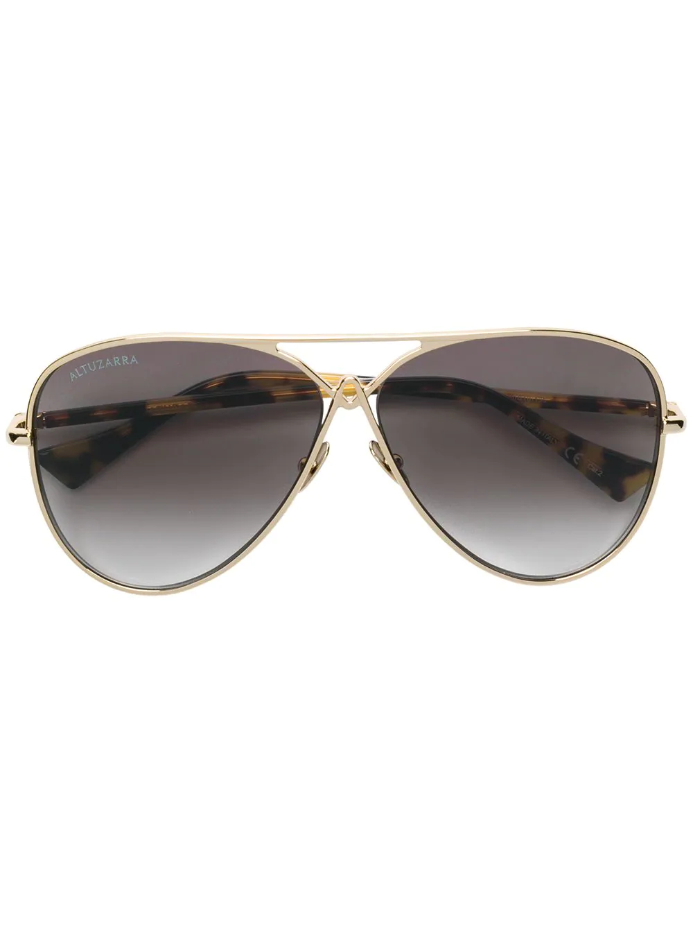 Altuzarra | aviator sunglasses | Clouty