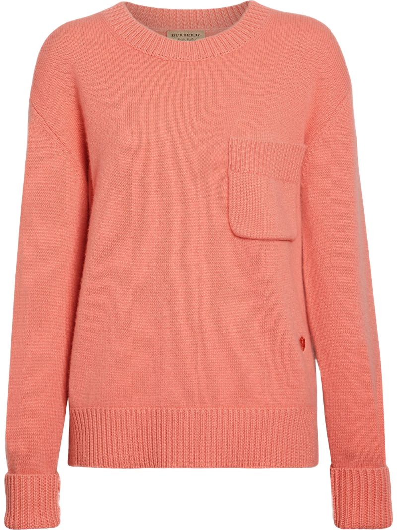 BURBERRY | pocket sweater | Clouty