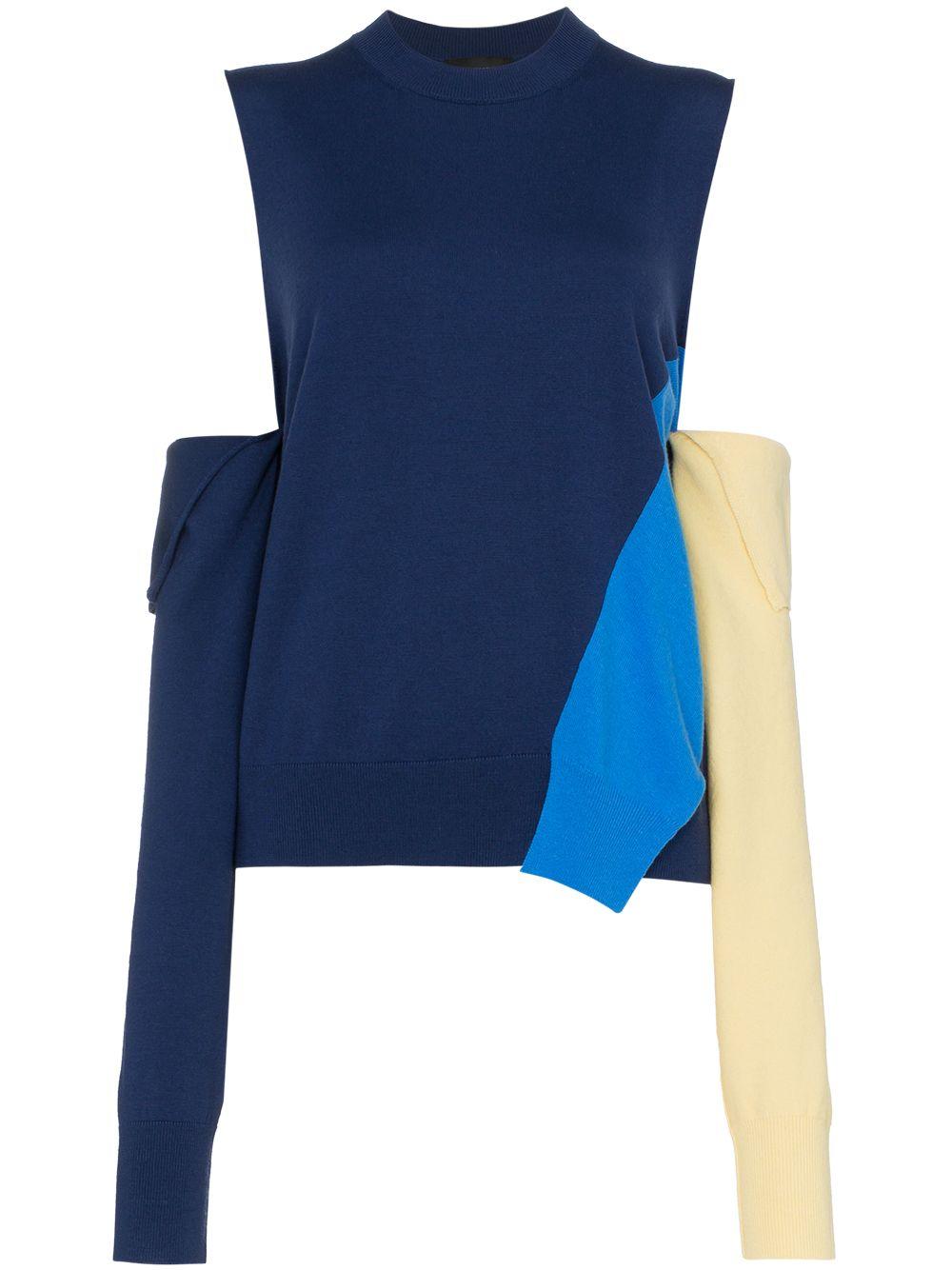 Calvin Klein | джемпер с открытыми плечами | Clouty