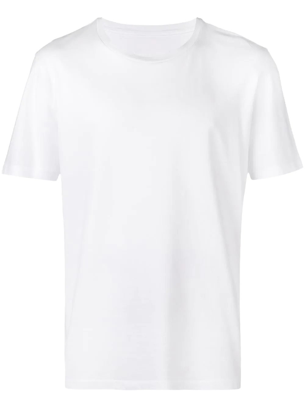 Maison Margiela   футболка свободного кроя с короткими рукавами   Clouty