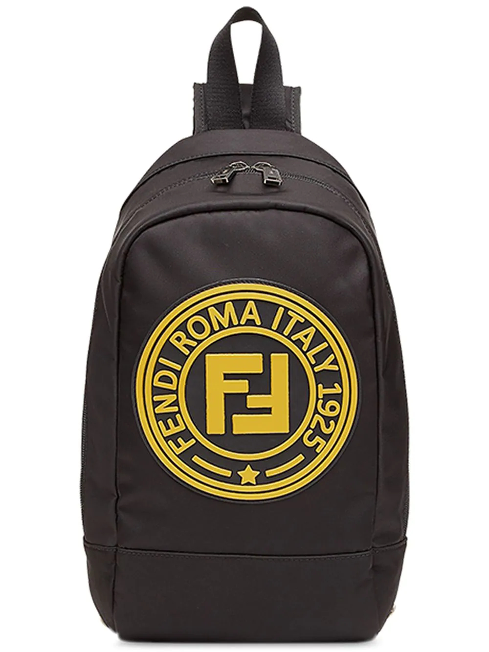 Fendi Children   logo cross-body backpack   Clouty